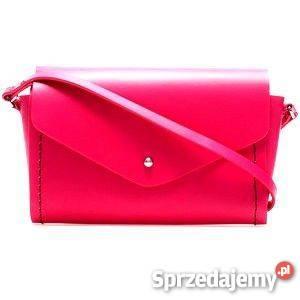71cfdfde96156 ZARA - torebka mała różowa 100% skóra Tarnobrzeg - Sprzedajemy.pl