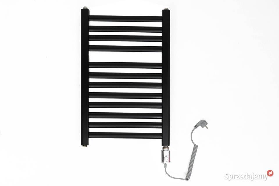 Grzejnik łazienkowy elektryczny ŁPE 90/40 GRATIS