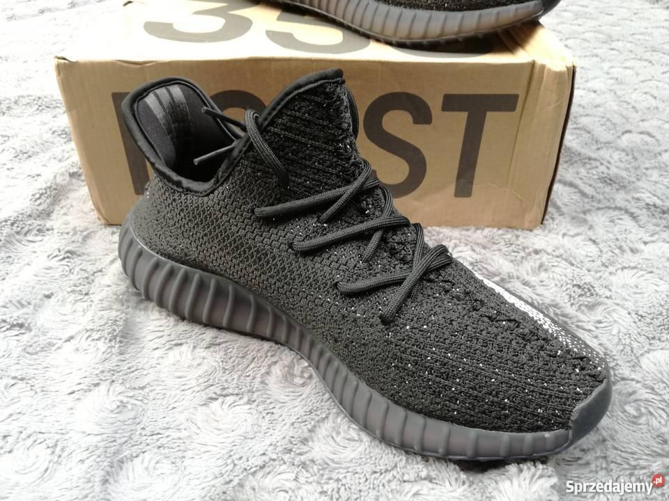 Buty adidas yeezy boost 350 v2 oreo czarne 42