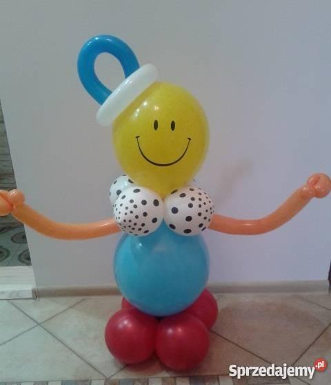 Balony Z Helem Dekoracje Z Balonów I Na Każdą Inną Okazję Koszalin