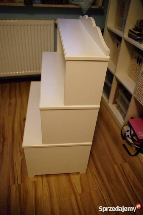 regal etazerka hensvik bialy stylowy ikea warszawa. Black Bedroom Furniture Sets. Home Design Ideas