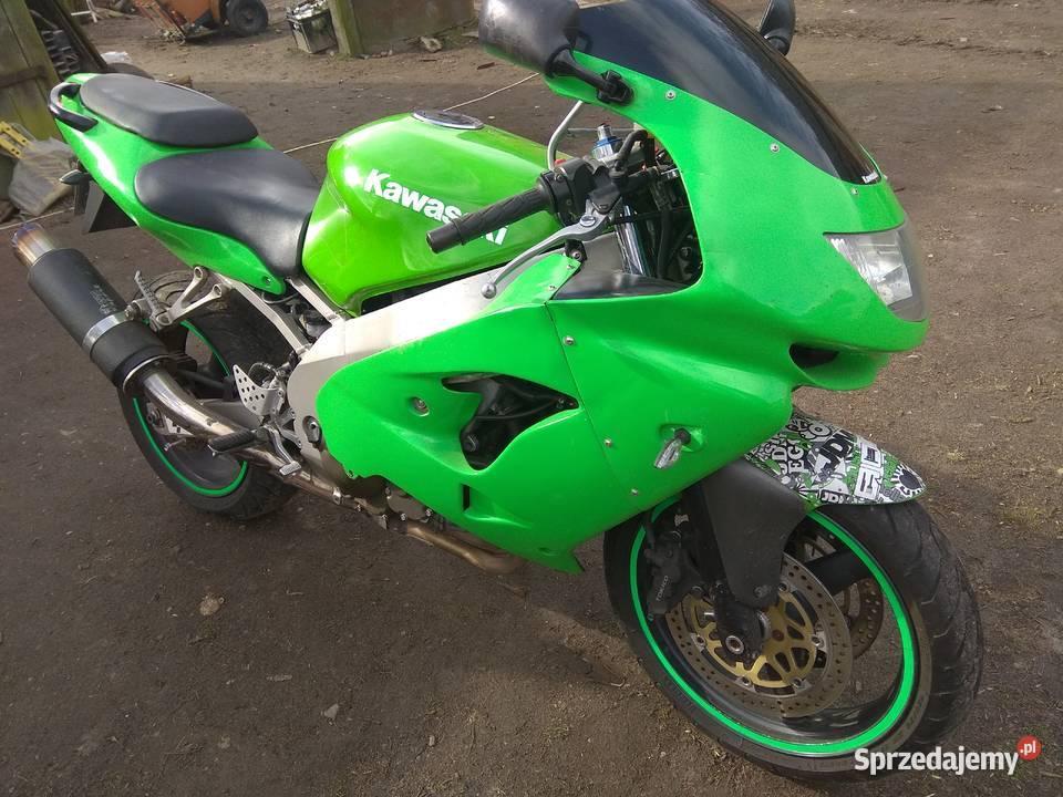 Kawasaki zx9r zx900r sprzedam zamienię na cross enduro SM