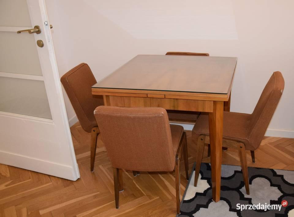 oddam za darmo stół i krzesła mazowieckie