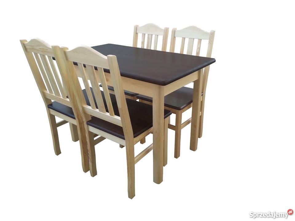 Krzesła Białe Bielone Do Kawiarni Restauracji Modne Nowe