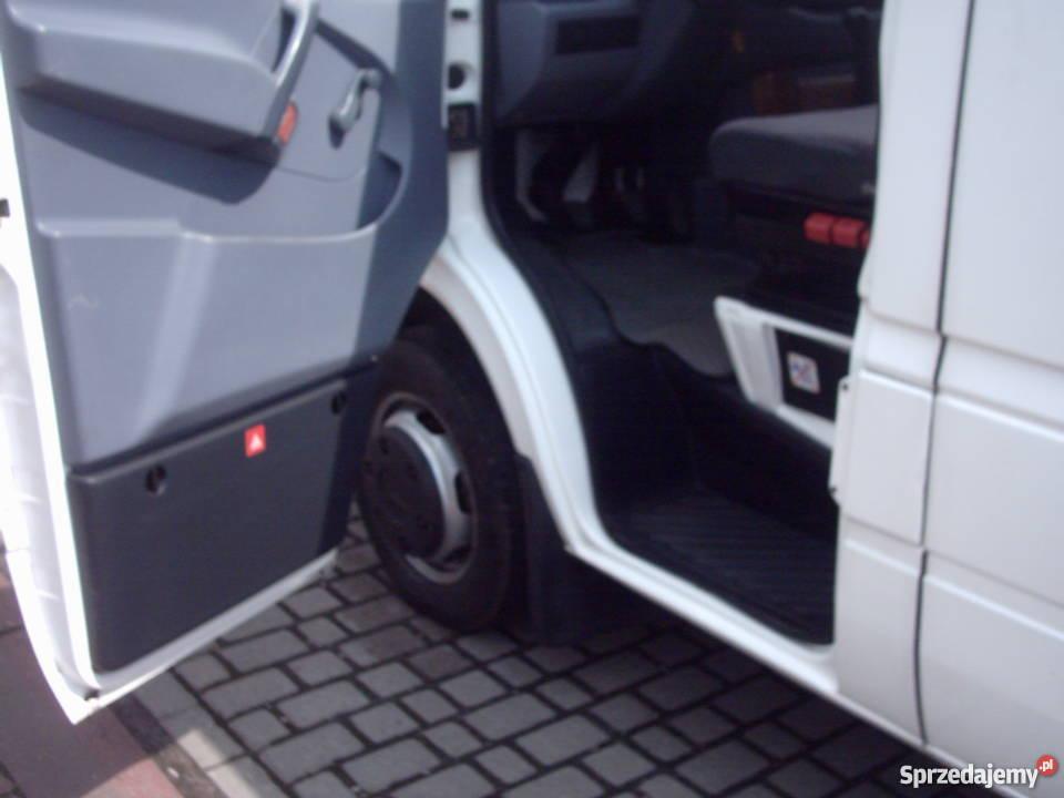 Mercedes Sprinter 412 Max 2.9 TDI 3,5 DMC zamiana na Cabrio