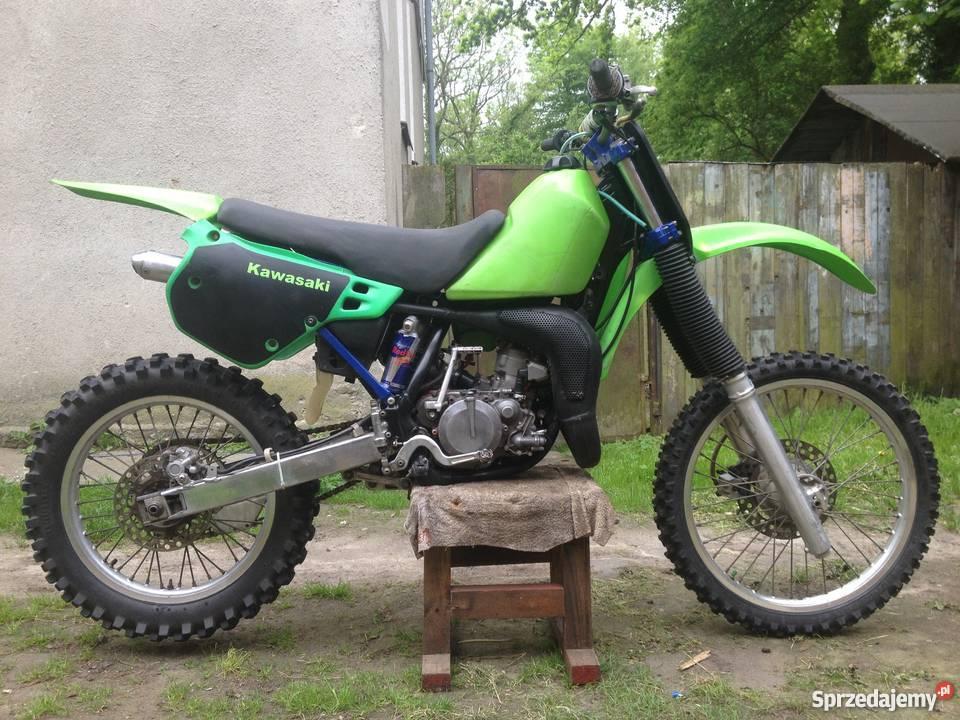 Kawasaki Kx 125 2t Po Remoncie Full Cross Enduro 250 Chojna Sprzedajemy Pl