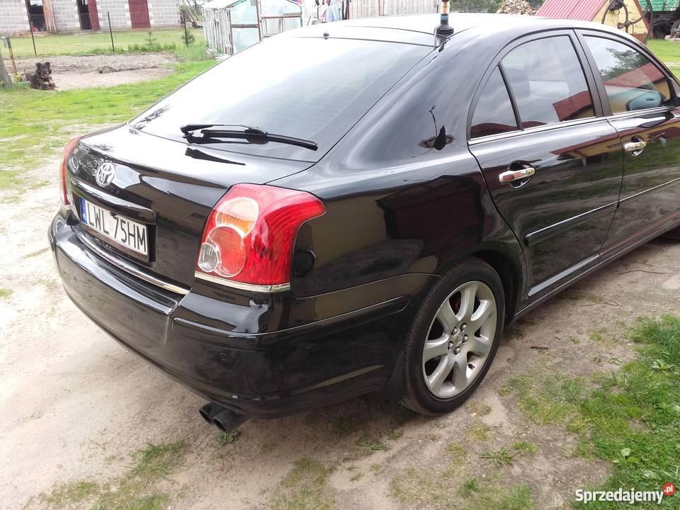 Sprzedam Toyote Avensis T25 Stan Idealny centralny zamek Warszawa sprzedam