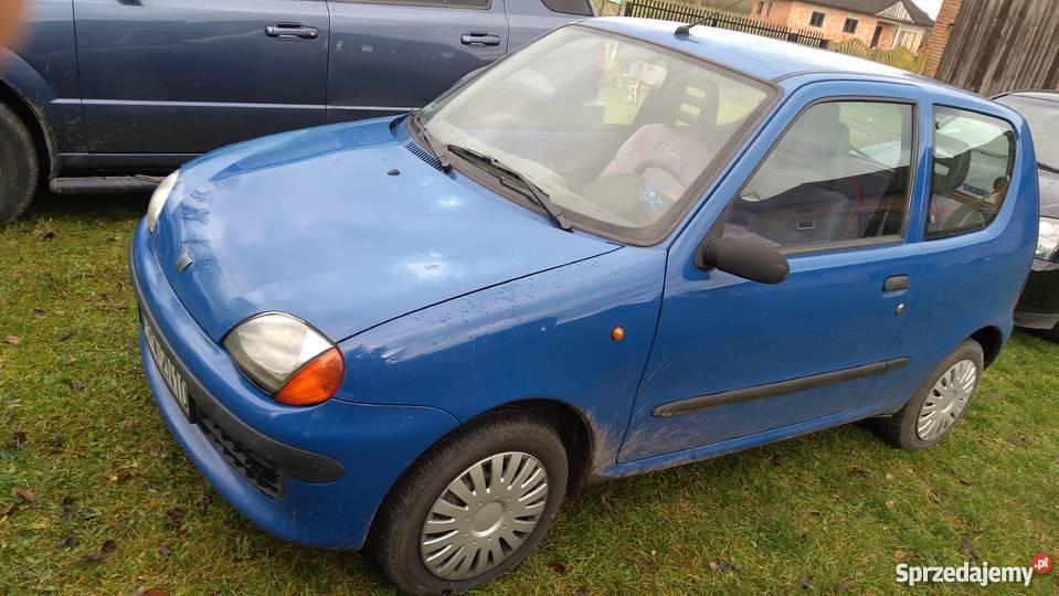Fiat Seicento Fiat Rawa Mazowiecka