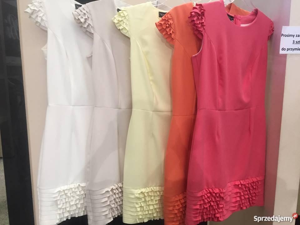4f975eaa0c Nowa sukienka Norbi malinowa Bizuu Siwiec r36 S różowy mazowieckie Ostrołęka