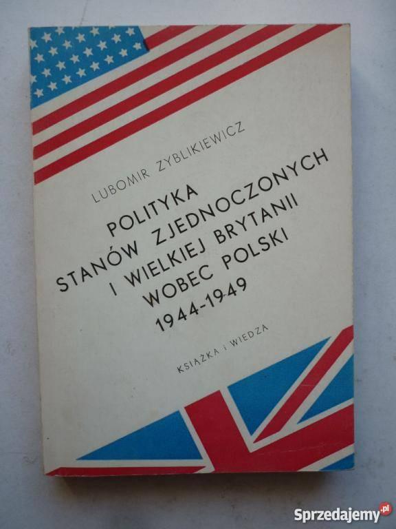 POLITYKA STANÓW ZJEDNOCZONYCH WOBEC POLSKI Łódź