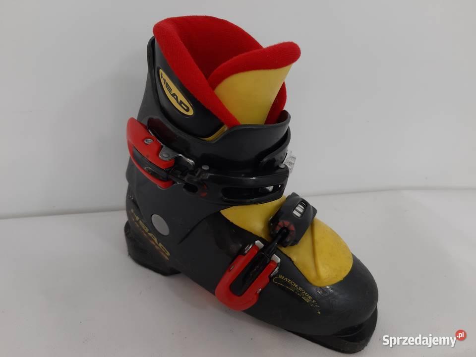 dziecięce buty narciarskie HEAD CARVE x2 /32