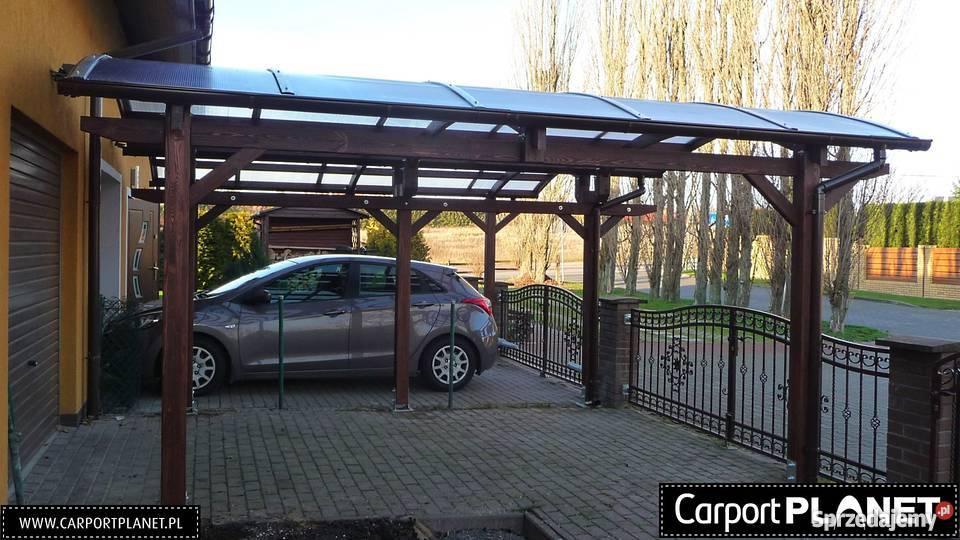 Wiaty garażowe wiata na samochód we Wrocławiu Wrocław