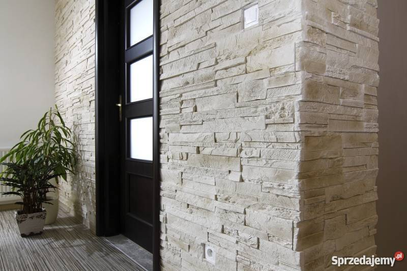 Kamień Dekoracyjny Naturalny Płytki Ozdobne Panel 3d