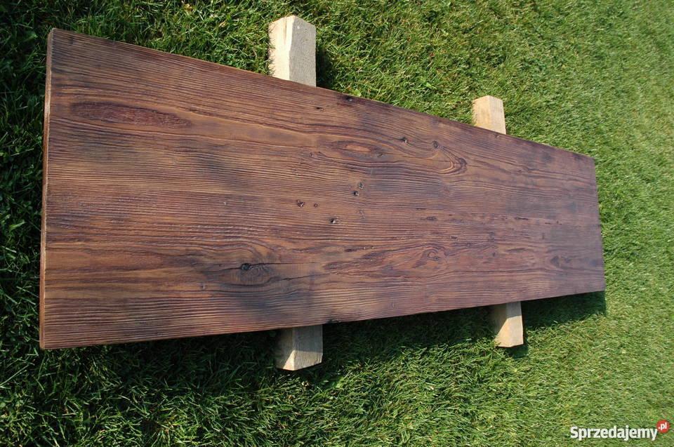 Zrobię blat ze starego drewna Kraków