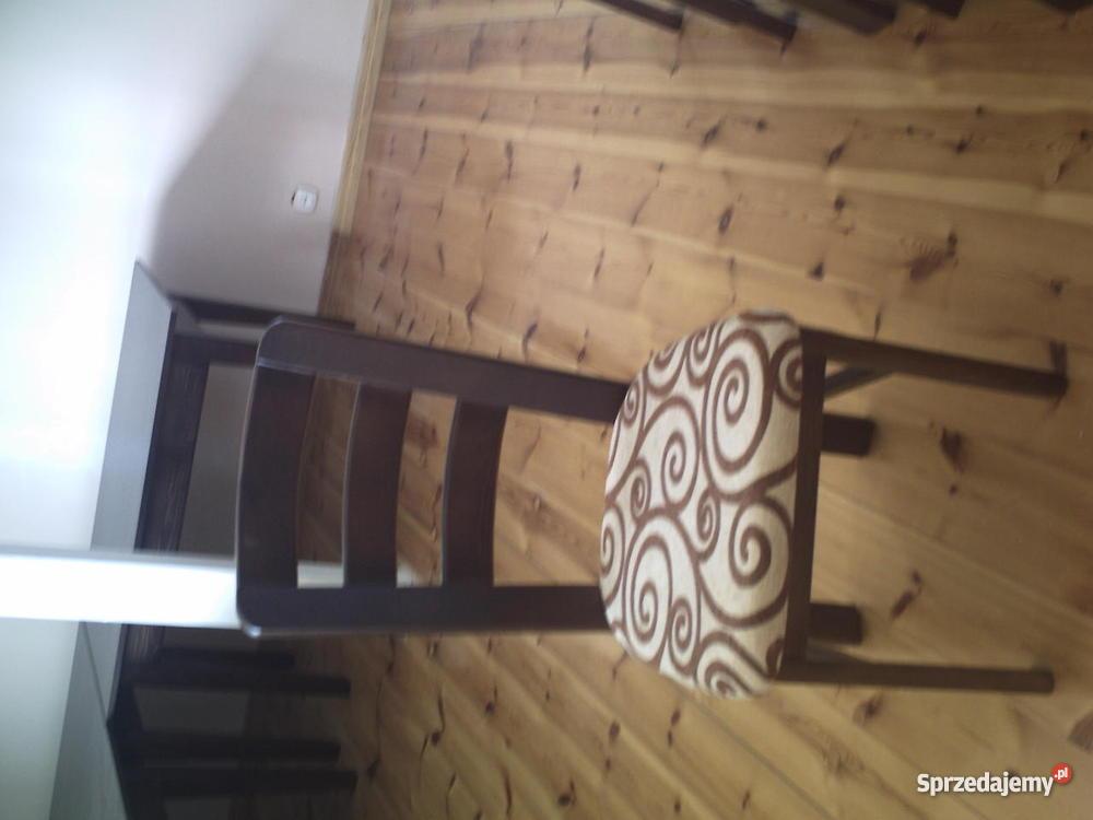 stoly i krzesla Szczytno