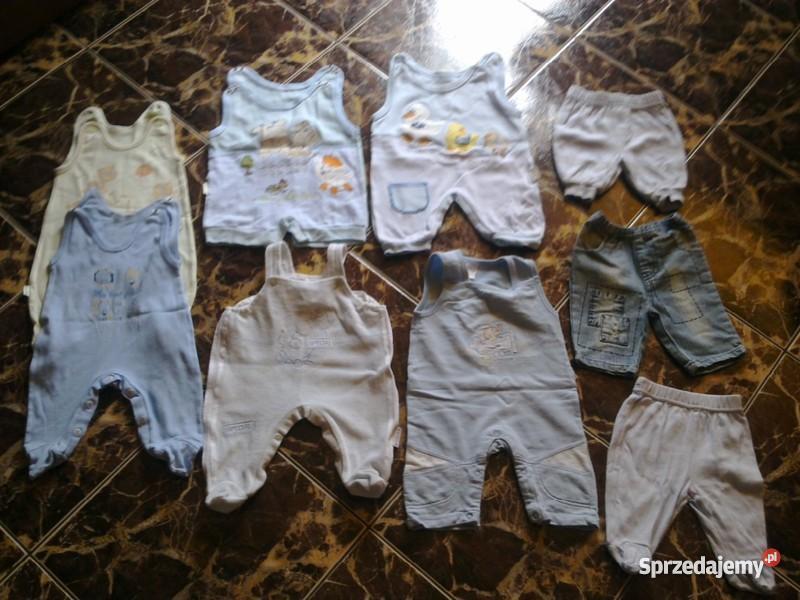 ubranka noworodka