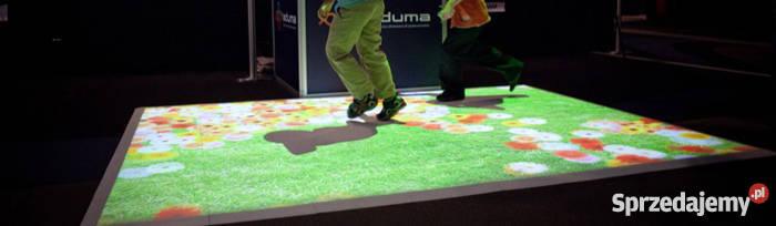 Inteligentny Podłoga interaktywna `Funfloor Super !! Lubartów - Sprzedajemy.pl ZG21