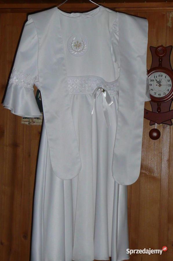 17d023c8b3 witam mam do sprzedania suknię komunijną w bardzo dobrym stanie ...