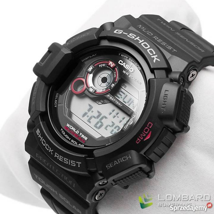 cdd803d245a2d8 zegarki męskie g shock - Sprzedajemy.pl