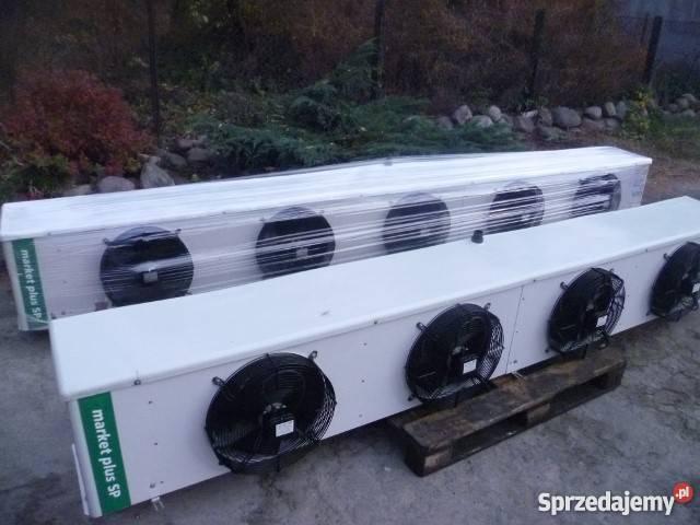 Tylko na zewnątrz agregaty chłodnicze do chłodni używane - Sprzedajemy.pl JQ21