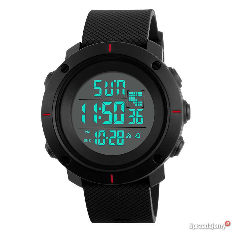 a2fc3a5c6a81a7 Super wytrzymały zegarek elektroniczny 5 kolorów Warszawa sprzedam