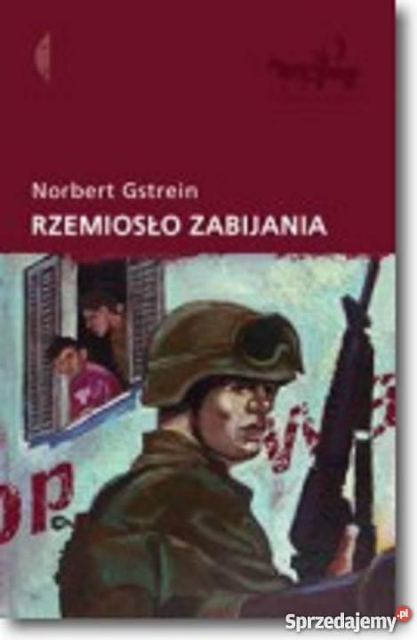 Rzemiosło zabijania - Gstrein Norbert od skupszoppl