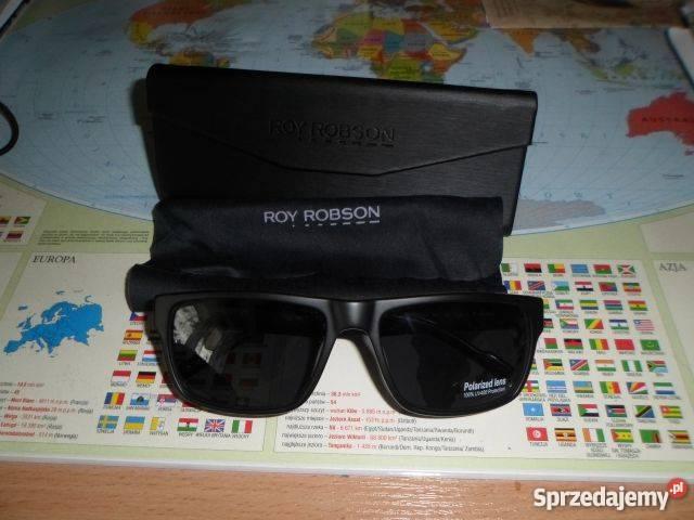 Okulary Przeciwsłoneczne Męskie Polaryzacja Gratis Tarnów