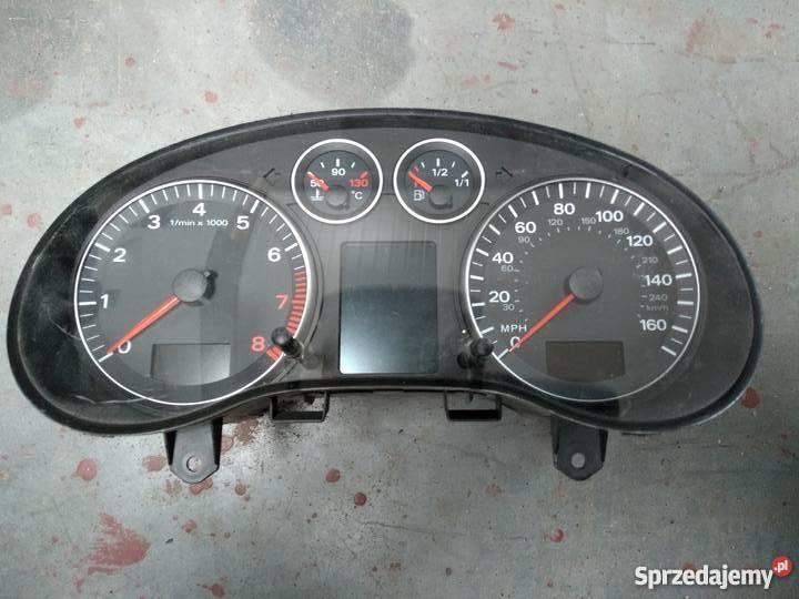 Audi A3 8p Liczniki Zegary Pilzno Sprzedajemypl