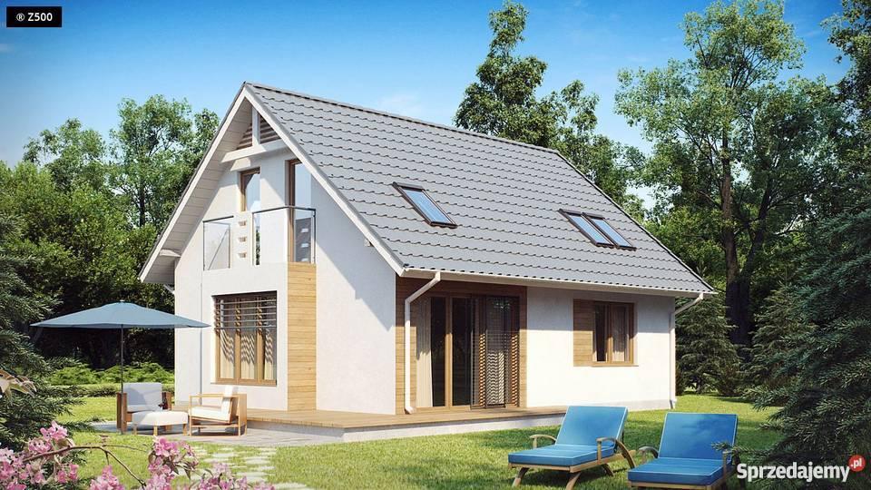 Rewelacyjny Stylowy dom drewniany, całoroczny, nowoczesny design, okazja LN65