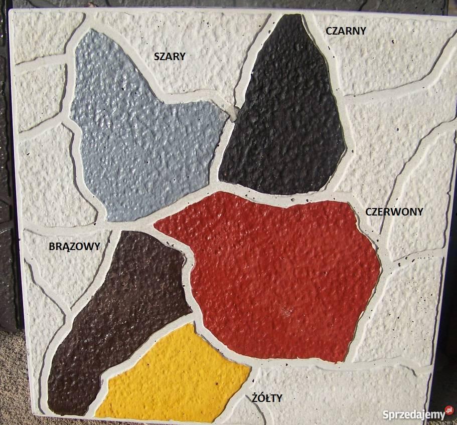 Modish RENOBET impregnat kolor do betonu kostki brukowej daszków Nysa VW55