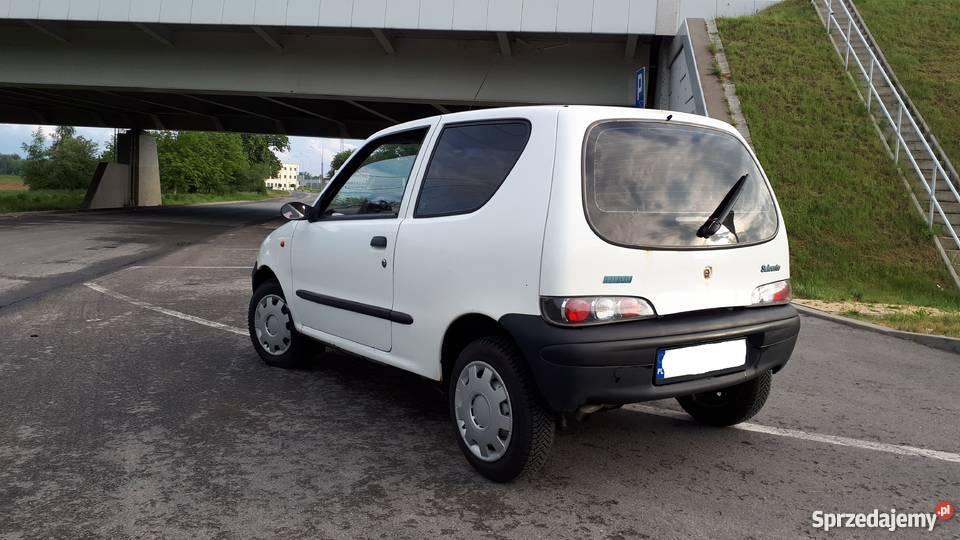 TANIO Sprzedam Fiat Seicento 900 ccm OKAZJA Motoryzacja Rzeszów sprzedam