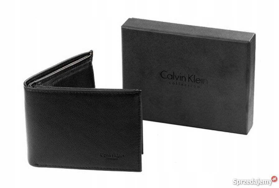 cd993c6e84fe3 calvin klein portfele - Sprzedajemy.pl