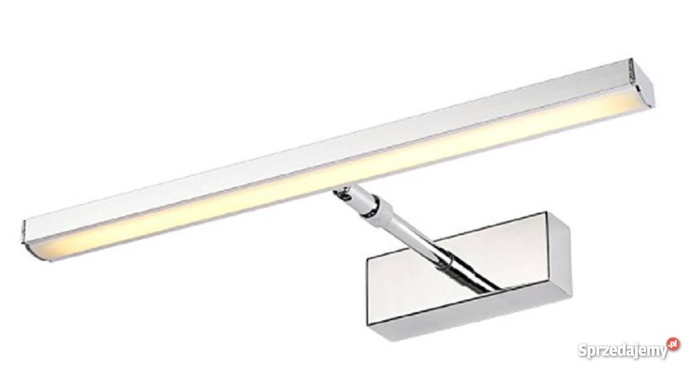 Lampa Nad Lustro Kinkiet łazienkowy Led 59cm 14w Regulacja Tychy