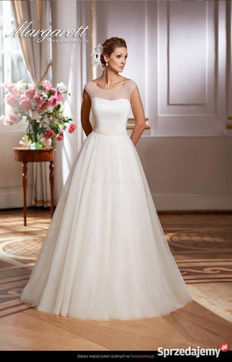 bc707be38b Przepiękna suknia ślubna Henrietta firmy Damska Warszawa sprzedam