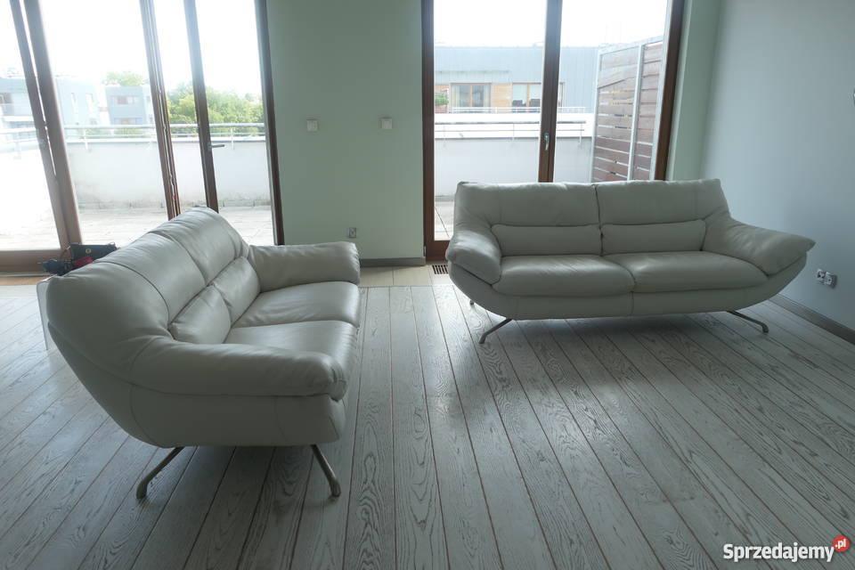 Skórzane sofy markowej włoskiej firmy Italsofa Świnoujście