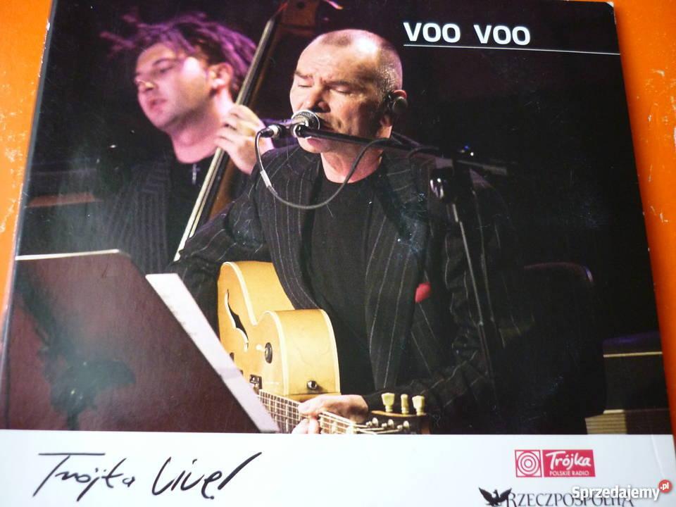 Płyta CD Voo Voo Trójka live Waglewski Warszawa
