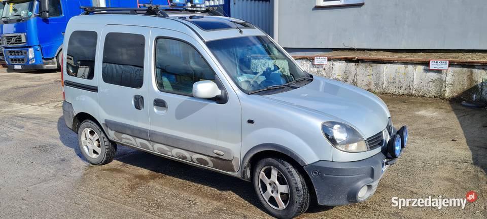 Renault Kangoo Pampa 1,5 dci