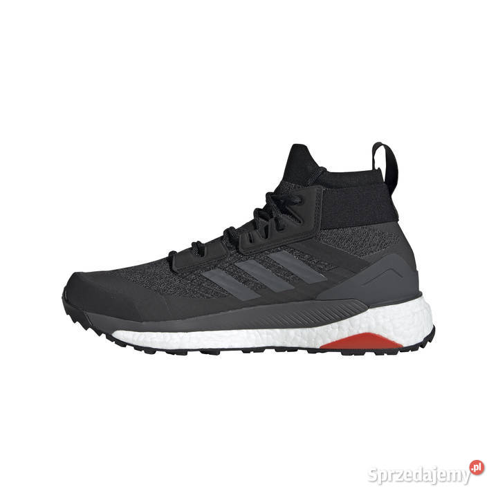 Buty adidas Terrex Free Hiker Parley M EG5397 szare