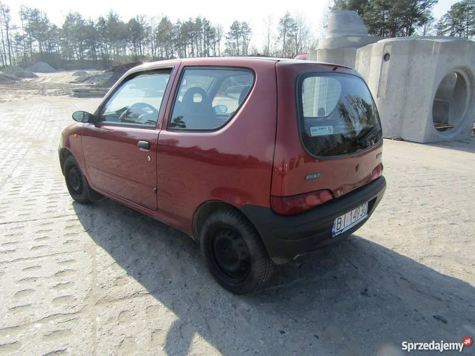 Fiat Seicento 899 Białystok sprzedam