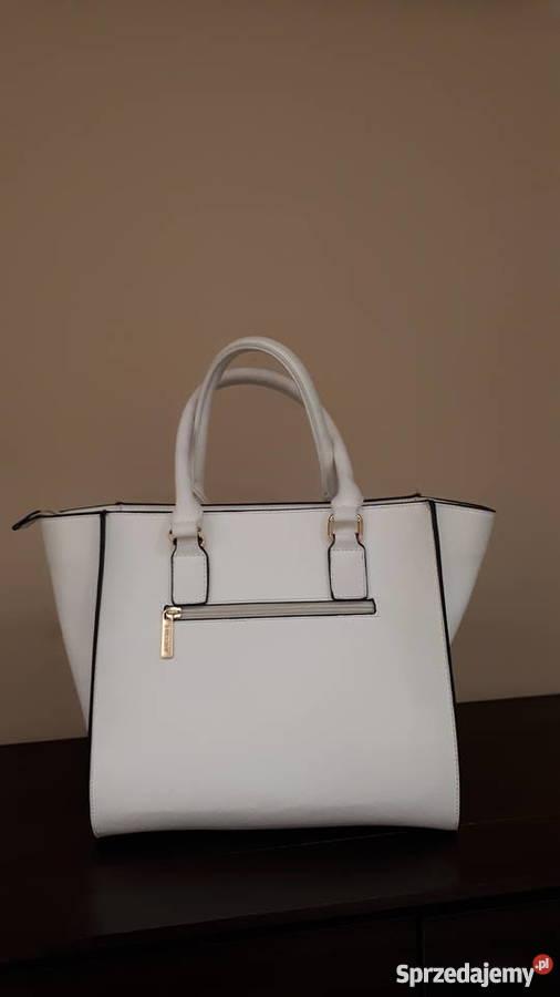 7fb5e27c9563f białe torebki damskie - Sprzedajemy.pl