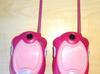 Lexibook Barbie Walkie-Talkie krótkofalówki różowe dziecka - miniaturka