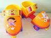 Regulowane wrotki dla dziecka DORA Fisher Price 16-20,5 cm SaNdRa - miniaturka