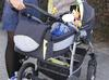 wózek jedo 4 fyn 2w 1+łóżeczko + spacerówka + wanienka - miniaturka