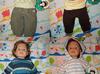 Wyprawka nr 2 chłopiec 0-3 mies 42szt markowe,idealne - miniaturka