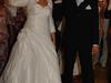 Piękna suknia ślubna BOLERKO GRATIS