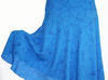 Spódniczka damska - niebieska