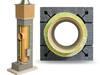 Komin Systemowy Ceramiczny 5mb K Fi 180 200 BKU
