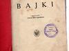 STRYJEŃSKA Zofia .Sieroszewski-Bajki - 1922r - miniaturka