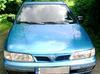 Ładny nie drogi Nissan Almera - miniaturka