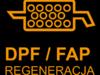 Regeneracja filtrów cząstek stałych DPF FAP i katalizatorów